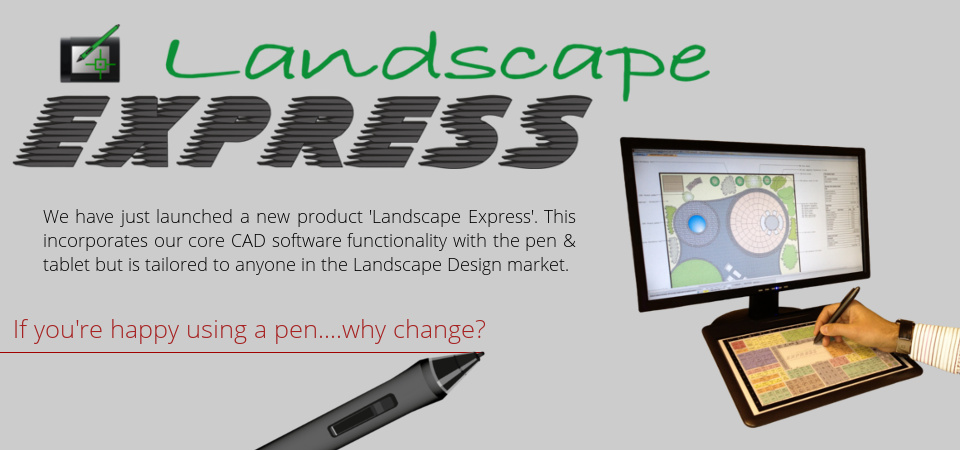 Landscape Express - Product Page